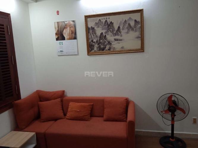 Căn hộ tầng 3 chung cư Tôn Thất Thuyết bàn giao đầy đủ tiện nghi.