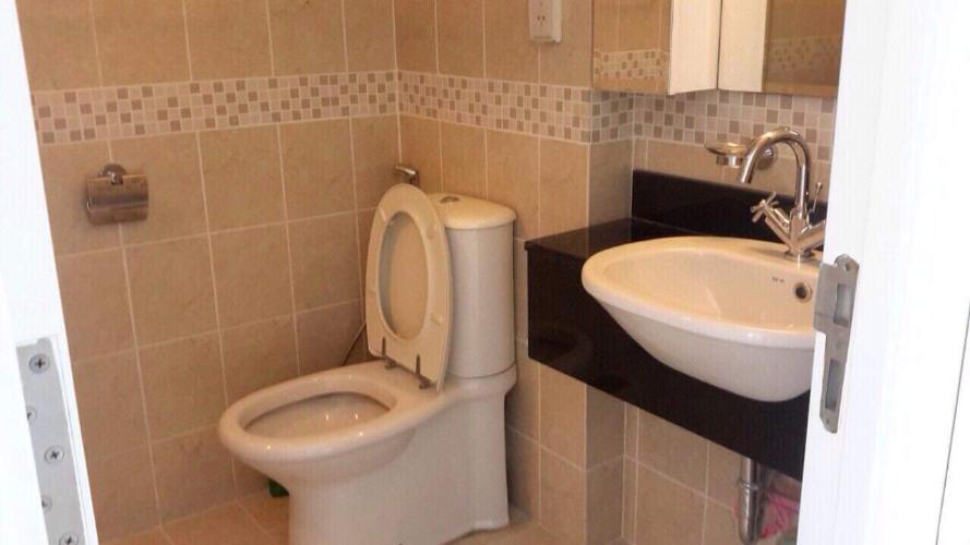 Toilet The Manor Quận Bình Thạnh Căn hộ cao cấp The Manor view thành phố, nội thất đầy đủ.