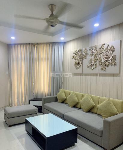 Căn hộ Him Lam Chợ Lớn view nội khu yên tĩnh, đầy đủ nội thất.