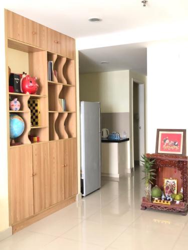 Không gian căn hộ Conic Skyway, Bình Chánh Căn hộ Conic Skyway 2 phòng ngủ, tầng trung view thoáng mát.