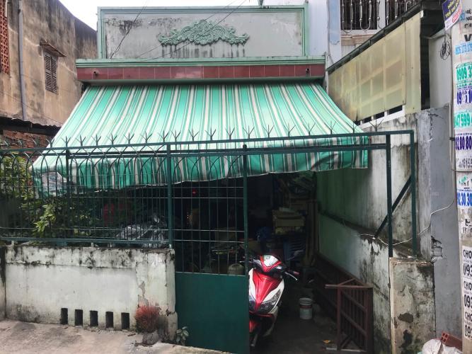 Bán nhà phố diện tích đất 117m2, hẻm 3.5m đường Văn Thân