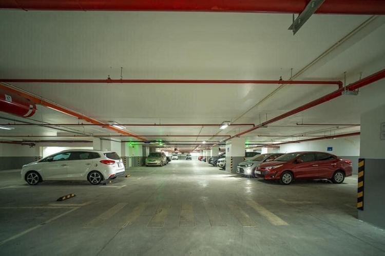 tiện ích căn hộ sài gòn mia Bán căn hộ Saigon Mia thiết kế hiện đại, nội thất cơ bản.