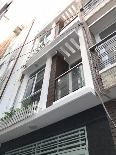 Nhà phố Q. Phú Nhuận hướng Tây Bắc, khu dân cư an ninh.