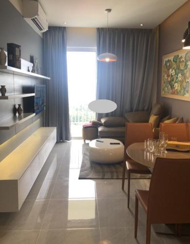 Phòng khách , Căn hộ The Botanica , Quận Tân Bình Căn hộ The Botanica tầng 20 hướng Đông Nam, đầy đủ nội thất.