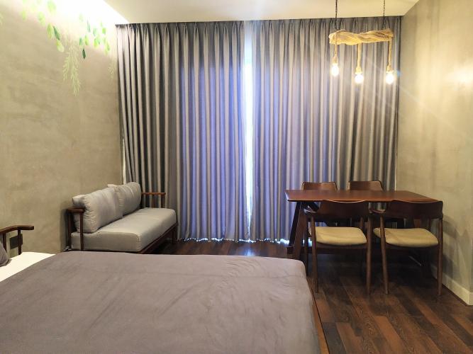 Phòng khách Saigon Royal, Quận 4 Căn hộ Saigon Royal đầy đủ nội thất, hướng Đông Nam.
