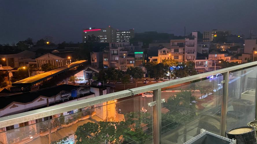 Căn hộ Sunny Plaza tầng 3 view thoáng mát, đầy đủ nội thất.