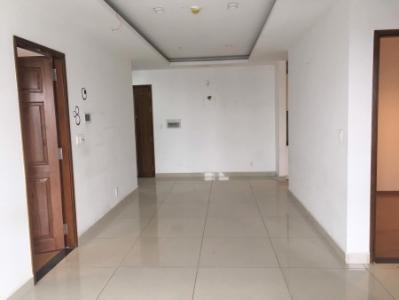 Căn hộ Sky Center tầng trung gồm 3 phòng ngủ, đầy đủ nội thất.