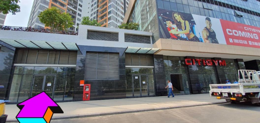 Shop-house The Sun Avenue diện tích 79.4m2, bàn giao nội thất cơ bản.