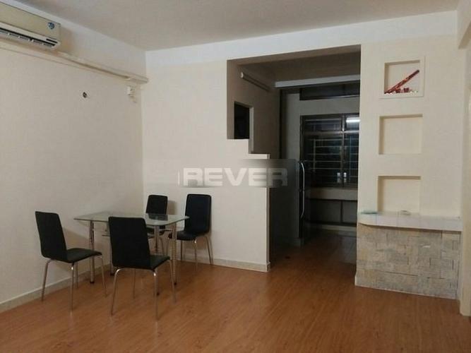 Căn hộ Chung cư Tôn Thất Thuyết tầng 5 diện tích 61.5m2, đầy đủ nội thất.