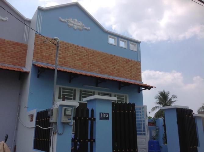 Nhà phố cấp 4 diện tích 95m2, gần khu du lịch The BCR.