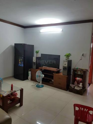 Căn hộ Võ Đình Apartment tầng trung nội thất cơ bản, tiện ích đầy đủ.