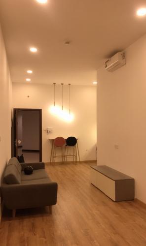 Căn hộ Officetel The Sun Avenue tầng thấp, nội thất hiện đại.
