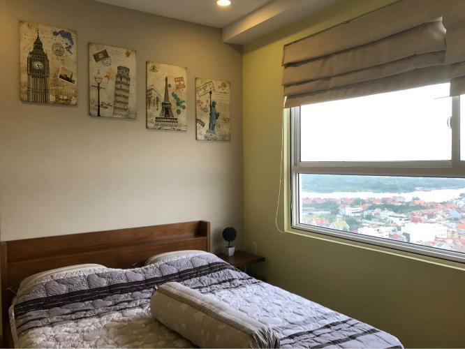 Phòng ngủ Tropic Garden, quận 2 Căn hộ Tropic Garden hướng Đông Nam, view thoáng mát.