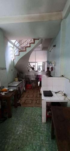 Nhà phố Quận Bình Thạnh Nhà phố hẻm xe hơi Đường Võ Duy Ninh, kết cấu 1 trệt 2 lầu kiên cố.