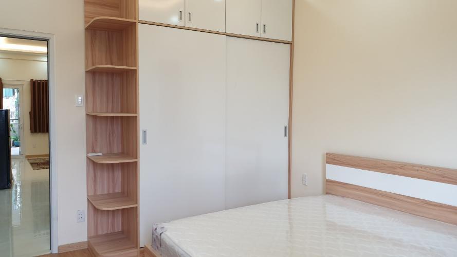 Phòng ngủ căn hộ chung cư 44B Trần Quang Khải Căn hộ chung cư 44B Trần Quang Khải view thành phố, bờ kè Hoàng Sa.