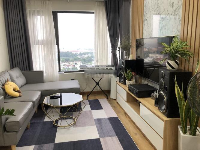Căn hộ Flora Novia tầng 12 thiết kế hiện đại, đầy đủ nội thất.