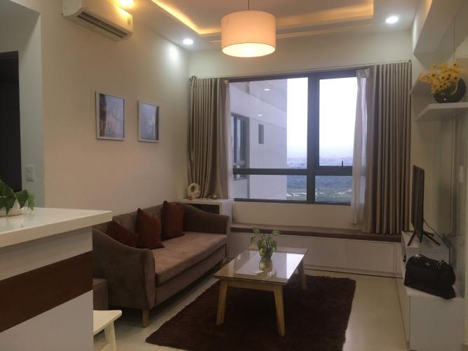 Căn hộ Masteri Thảo Điền tầng 30 nội thất đầy đủ, view Xa lộ Hà Nội