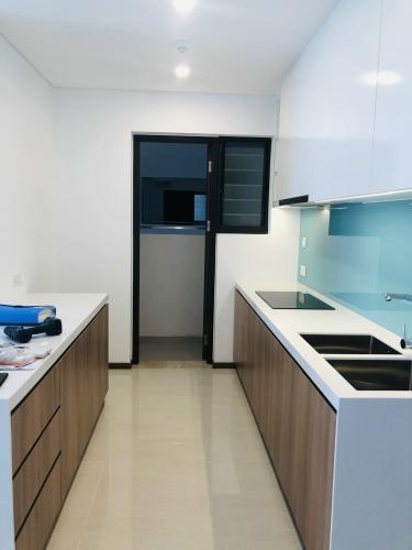 Phòng bếp One Verandah Quận 2 Căn hộ One Verandah đầy đủ nội thất, view thành phố.