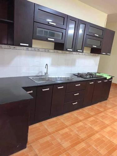 Phòng bếp căn hộ Peridot Building, Quận 8 Căn hộ Peridot Building tầng 5 thoáng mát, nội thất cơ bản.