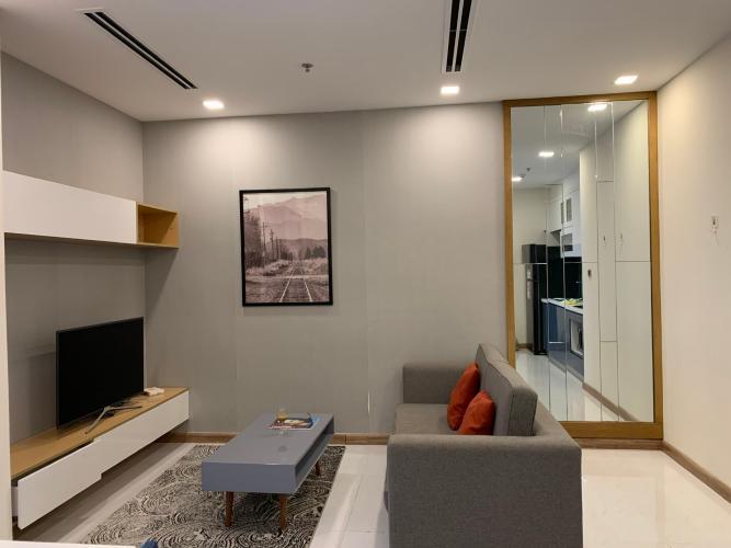 Căn hộ Vinhomes Central Park tầng 16 nội thất đầy đủ