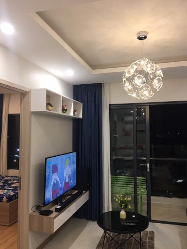 Căn hộ New City Thủ Thiêm tầng 10, đầy đủ nội thất và tiện ích.
