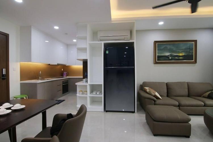 1fa205d72625c07b9934 Bán căn hộ 3 phòng ngủ Masteri Millennium, tầng cao, đầy đủ nội thất, view Bitexco