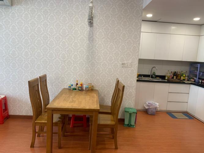 Bàn ăn Celadon City, Tân Phú Căn hộ Celadon City tầng thấp, đầy đủ nội thất.