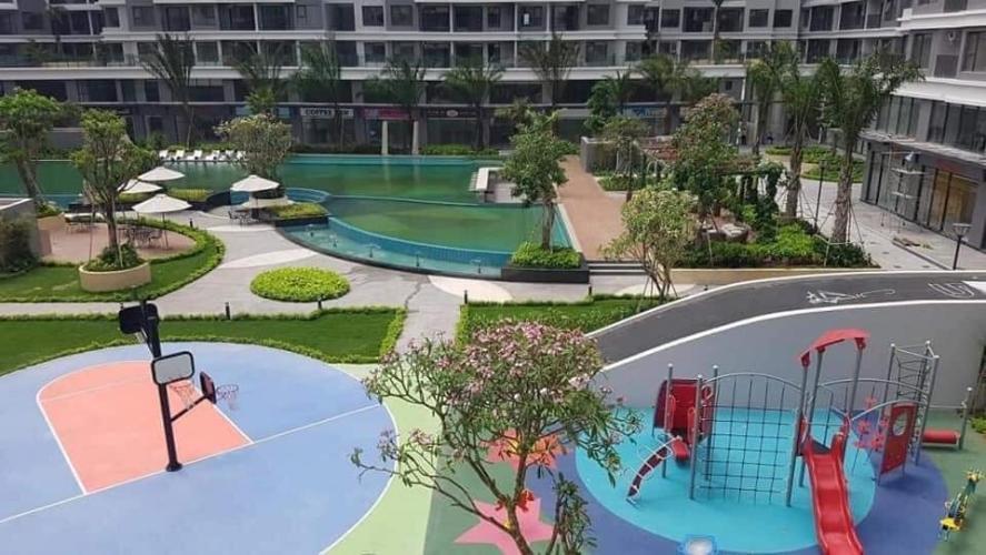 Bán căn hộ Safira Khang Điền 3PN, tầng 9, nội thất cơ bản, sắp bàn giao