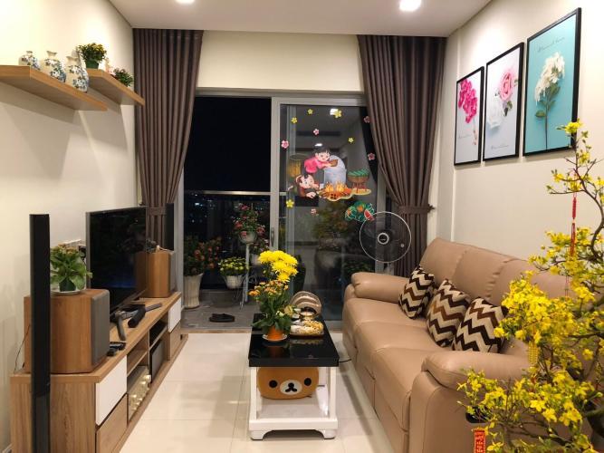 Bán căn hộ Rivera Park Sài Gòn tầng trung, 2 phòng ngủ, diện tích 77m2, nội thất cơ bản