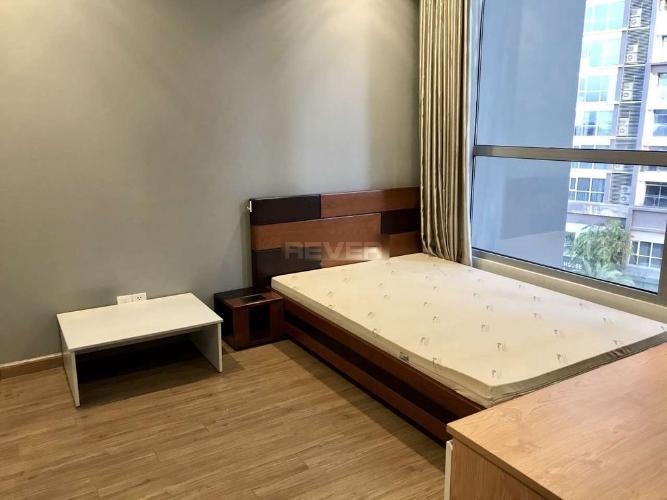 Phòng ngủ căn hộ Vinhomes Central Park, Quận Bình Thạnh Căn hộ Vinhomes Central Park đầy đủ nội thất, tiện ích cao cấp.