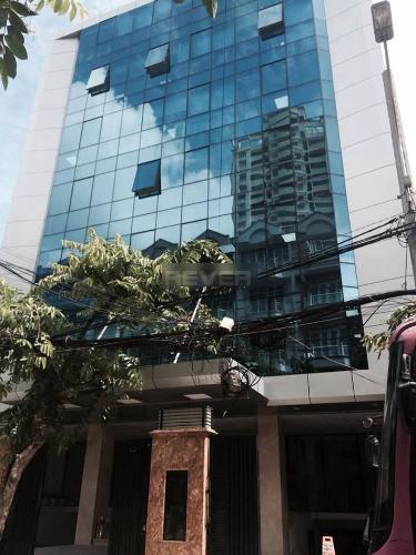 Văn phòng tại Tòa nhà Thành An, mặt tiền đường Bà Triệu diện tích 185m2.