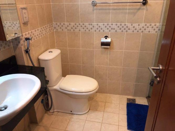 Toilet The Manor, Bình Thạnh Căn hộ tầng cao The Manor hướng Tây Nam, nội thất đầy đủ.