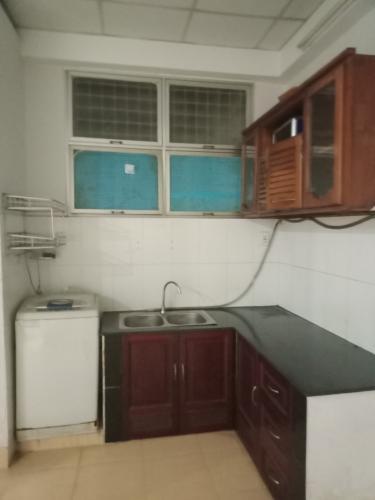 Phòng bếp chung cư 43 Hồ Văn Huê, Phú Nhuận Căn hộ chung cư Hồ Văn Huê ban công hướng Tây, nội thất cơ bản.