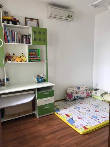Phòng ngủ nhà phố Lê Đức Thọ, Gò Vấp Nhà phố 1 trệt 1 lầu hướng Đông Bắc, hẻm nội bộ thoáng mát.