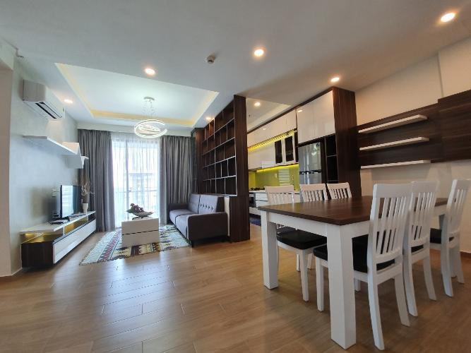 Căn hộ Happy Residence tầng thấp yên tĩnh, đầy đủ nội thất.