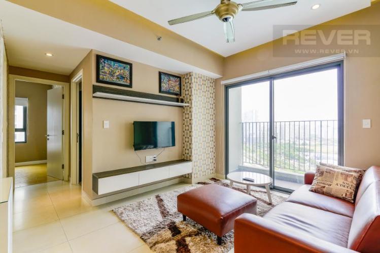 Căn hộ Masteri Thảo Điền tầng 22 diện tích 70m2, đầy đủ nội thất.
