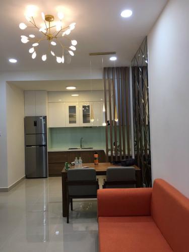 Căn hộ tầng 06 The Sun Avenue nội thất đầy đủ, view thoáng