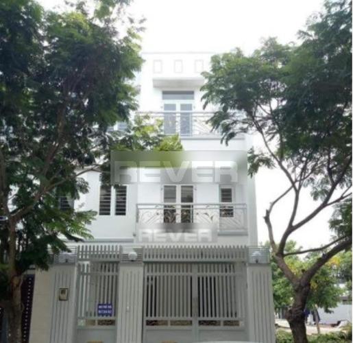Nhà phố 1 trệt 3 lầu, diện tích 126m2 khu dân cư Phú Hữu, thiết kế hiện đại