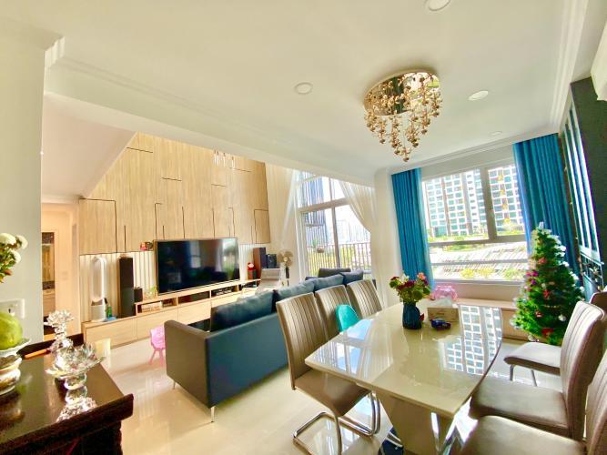 Căn hộ Duplex Vista Verde đầy đủ nội thất, view thoáng đãng