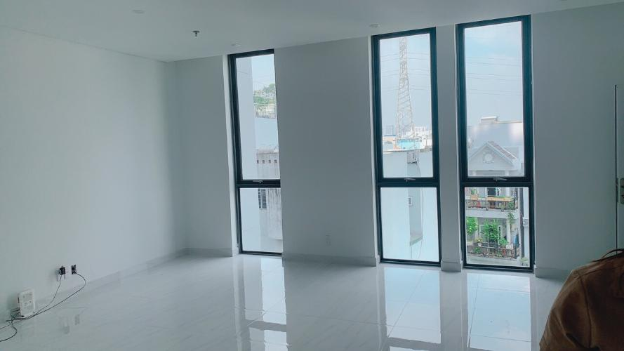 Căn hộ D-Vela tầng trung, nội thất cơ bản.