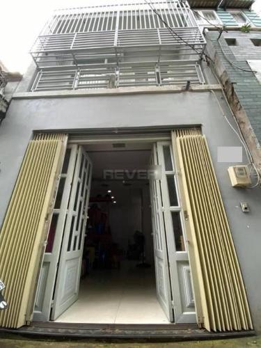 Nhà phố Quận Tân Bình hẻm rộng 3.5m hướng Đông Nam, sổ hồng riêng.