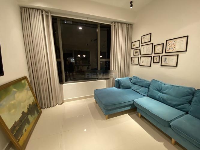 Căn hộ The Tresor, Quận 4 Căn hộ The Tresor tầng 17 có 3 phòng ngủ, đầy đủ nội thất hiện đại.