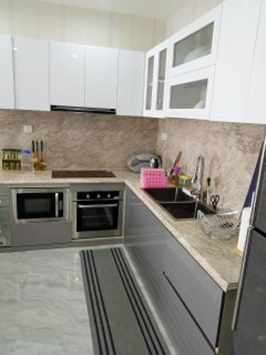 Phòng bếp , Căn hộ Sunrise Riverside , Huyện Nhà Bè Căn hộ 2 phòng ngủ Sunrise Riverside tầng 10, đầy đủ nội thất.