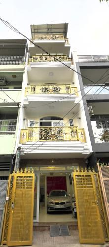 Mặt tiền nhà phố Quận Phú Nhuận Nhà phố Quận Phú Nhuận hướng Đông thoáng mát, nội thất cơ bản.