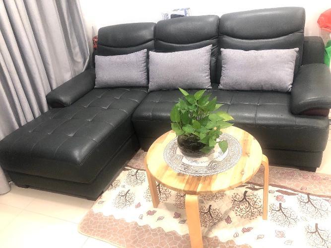 Căn hộ The Pegasuite 1 đầy đủ nội thất, thiết kế hiện đại.