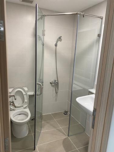 Phòng tắm Safira Khang Điền, Quận 9 Căn hộ Safira Khang Điền hướng Nam, không nội thất.