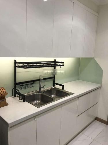 Phòng bếp căn hộ Vinhomes Central Park, Quận Bình Thạnh Căn hộ Vinhomes Central Park đầy đủ nội thất, tiện ích cao cấp.