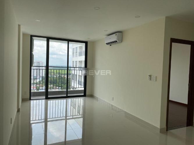 Căn hộ Goldora Plaza tầng 17 view hướng Đông Nam, nội thất cơ bản.