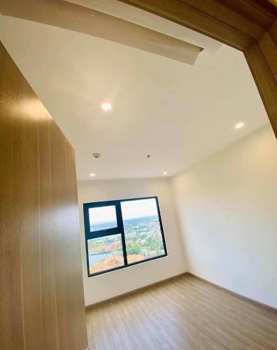 Phòng ngủ căn hộ Vinhomes Grand Park, Quận 9 Căn hộ Vinhomes Grand Park cửa hướng Tây Nam, view thoáng mát.