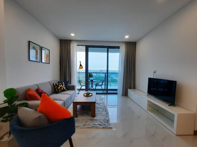 Căn hộ Sunwah Pearl tầng 21 nội thất đầy đủ, view trực diện sông Sài Gòn